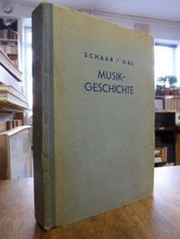 Kurt-Schaab, Musikgeschichte von der Antike bis zur Gegenwart in 600 Fragen,