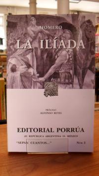 Homero (Homer), La Iliada,