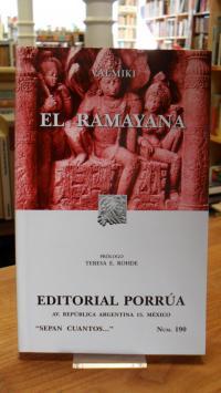 Valmiki, El Ramayana,