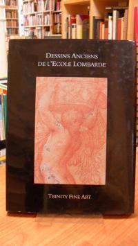 Testori Edoardo, Dessins anciens de l'ecole Lombarde – Salons Hoche – Paris 20 –