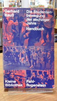 Bauß, Die Studentenbewegung der sechziger Jahre in der Bundesrepublik und Westbe