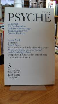 Bohleber, Psyche – Zeitschrift für Psychoanalyse und ihre Anwendungen, Heft 3, 5