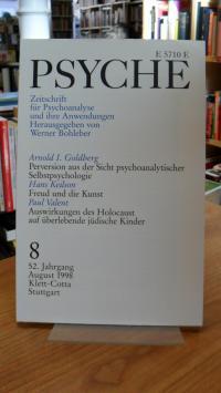 Mitscherlich, Psyche – Zeitschrift für Psychoanalyse und ihre Anwendungen, Heft