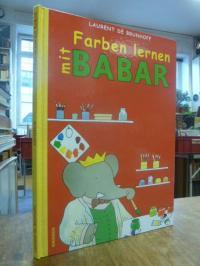 Brunhoff, Farben lernen mit Babar,