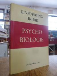 Rahn, Einführung in die Psychobiologie,
