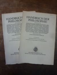 Litt, Erziehungsphilosophie, Teile I und II, In: Handbuch der Philosophie, Abtei