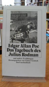 Poe, Das Tagebuch des Julius Rodman und andere Erzählungen,