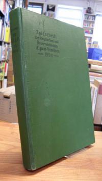 Barth, Zeitschrift des Deutschen und Österreichischen Alpenvereins – Jahrgang 19