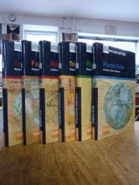 Zeit-Wissen-Edition, 6 Bände (so komplett): Faszination Kosmos / Rätsel Ich / Tr