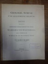Koken, Geologie, Schule und Allgemeine Bildung,