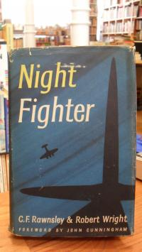 Rawnsley, Nightfighter – Foreword by John Cunningham,