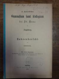 Bauer, Handschriftliche und kritisch-exegetische Erörterungen zu den Punica des