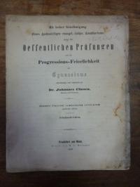 Classen, Symbolarum Criticarum, particula altera,