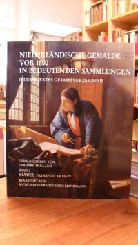 Sander, Niederländische Gemälde vor 1800 im Städel,