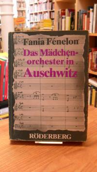 Fénelon, Das Mädchenorchester in Auschwitz,