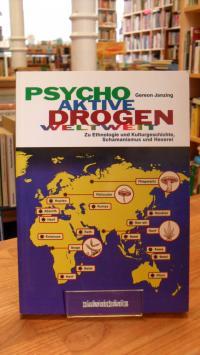 Janzing, Psychoaktive Drogen weltweit – Zu Ethnologie und Kulturgeschichte, Scha