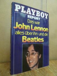 Spencer, Das war John Lennon – Alles über ihn und die Beatles,