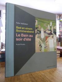 Vallotton, Félix Vallotton – Bad an einem Sommerabend,