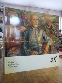 Kokoschka, Oskar Kokoschka 1886 – 1980,