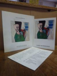 Bogen, Alexander Bogen – Zeichnungen und Gemälde des israelischen Künstlers,