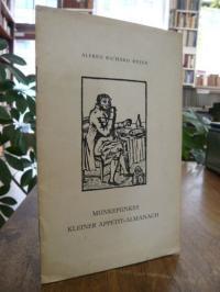Meyer, Munkepunkes kleiner Appetit-Almanach,