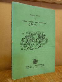 Bareh, Khasi fables and folk-tales,