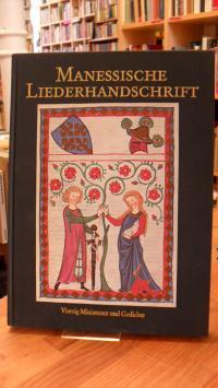 Gaugler, Manessische Liederhandschrift – Vierzig Miniaturen und Gedichte,