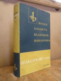 Shakespeare, Shakespeares Werke – Dramatische Werke in 10 Bänden, Erweiterungs-B