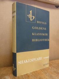 Shakespeare, Shakespeares Werke – Dramatische Werke in 10 Bänden, 1:  Der Sturm,