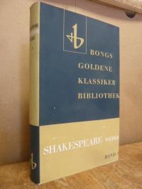 Shakespeares Werke – Dramatische Werke in 10 Bänden, 5: König Heinrich IV.,