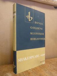 Shakespeare, Shakespeares Werke – Dramatische Werke in 10 Bänden, 6: