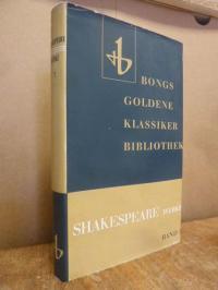 Shakespeare, Shakespeares Werke – Dramatische Werke in 10 Bänden, 7: König Heinr
