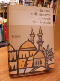 Ambros, Einführung in die moderne arabische Schriftsprache,