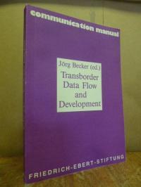 Transborder data flow and development,