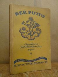 Der Putto – Engelhorns Jahrbüchlein 1921,
