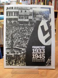 Häußler, Frankfurt  1933 – 1945 – Von der NS-Machtergreifung bis zur Zerstörung