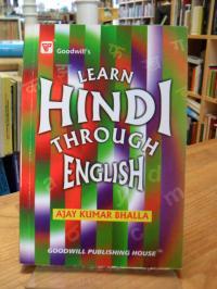 Learn Hindi Through English,