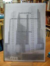 100 Jahre Städteheizung in Deutschland – Ausstellungskatalog,