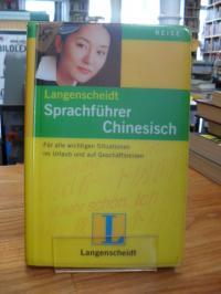 Chinesisch / Kanmin Wang (Bearbeitung) / Gabriele Lindner (Redaktion), Langensch