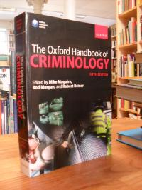 Maguire, The Oxford Handbook of Criminology,
