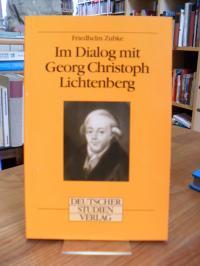 Zubke, Im Dialog mit Georg Christoph Lichtenberg,