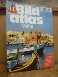 HB Bildatlas: Malta – Kulturschätze aus sechs Jahrtausenden und Urlaubsfreuden r