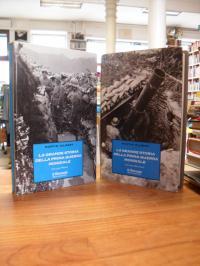 La Grande Storia Della Prima Guerra Mondiale [in zwei Bänden] (= alles),