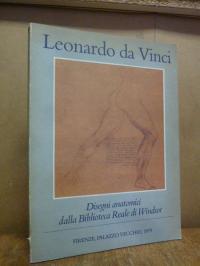 Leonardo da Vinci, Disegni anatomici