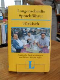 Türkisch / Özcan, Langenscheidts Sprachführer Türkisch mit Reisewörterbuch,