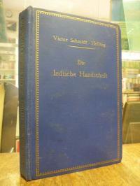 Schmidt-Helling, Die indische Handschrift – Roman,