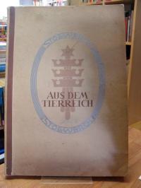 Stollwerck AG (Hrsg.), Aus dem Tierreich – Bilder nach Original-Gemälden von W.