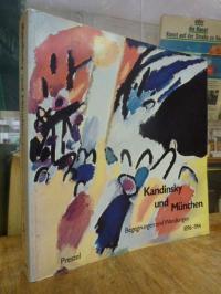 Städtische Galerie im Lenbachhaus München, Kandinsky und München – Begegnungen u