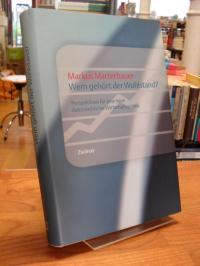 Marterbauer, Wem gehört der Wohlstand? – Perspektiven für eine neue österreichis