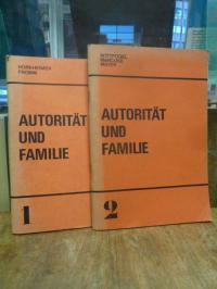 Wittvogel, Autorität und Familie, Bände 1 und 2,